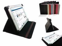 Hoes met verplaatsbare klittenbandhoekjes voor Qware Tabby 7 inch