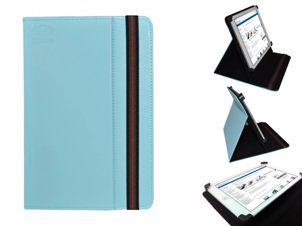 9.7 inch Multi-functional Case with velcro fasteners for the