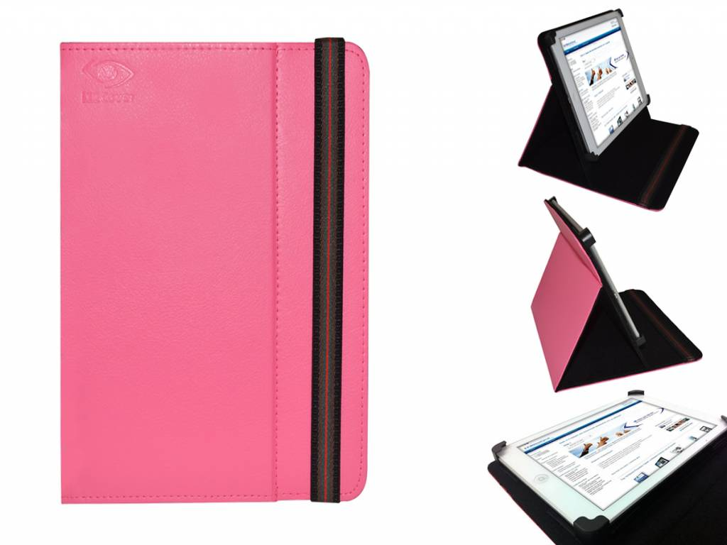 9.7 inch Multifunctionele Cover voor Qware Tablet pro 4 slim 9.7 inch
