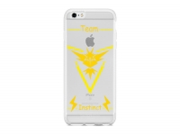 Apple  TPU Case Pokemon Team Instinct