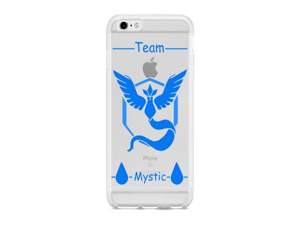 Apple  TPU Case Pokemon Team Mystic