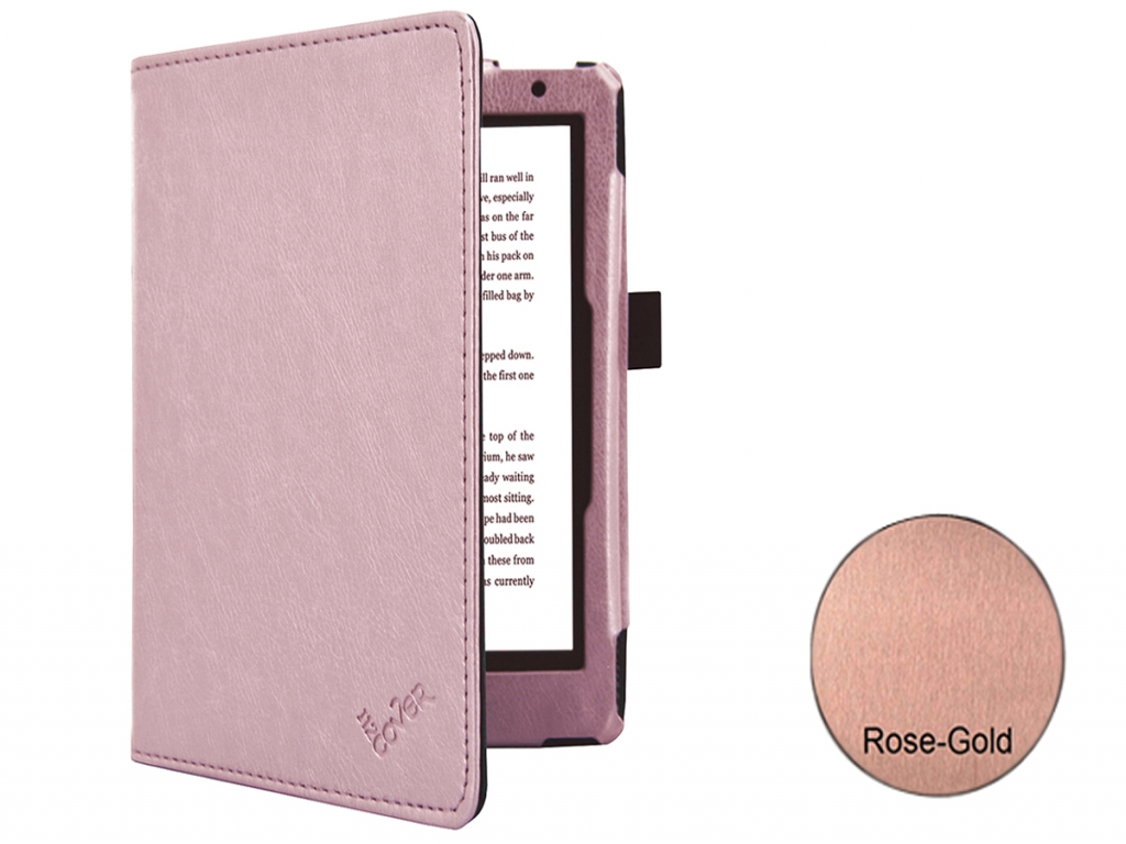 Rose Gold Custom-made cover with sleep function for