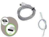 USB C kabel 3m