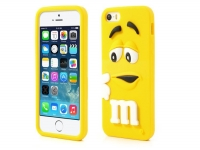 M&M case  yellow