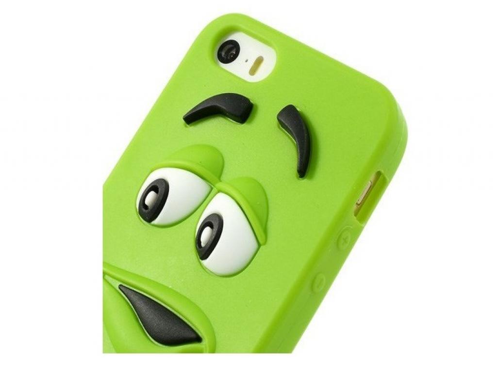 M&M case  green