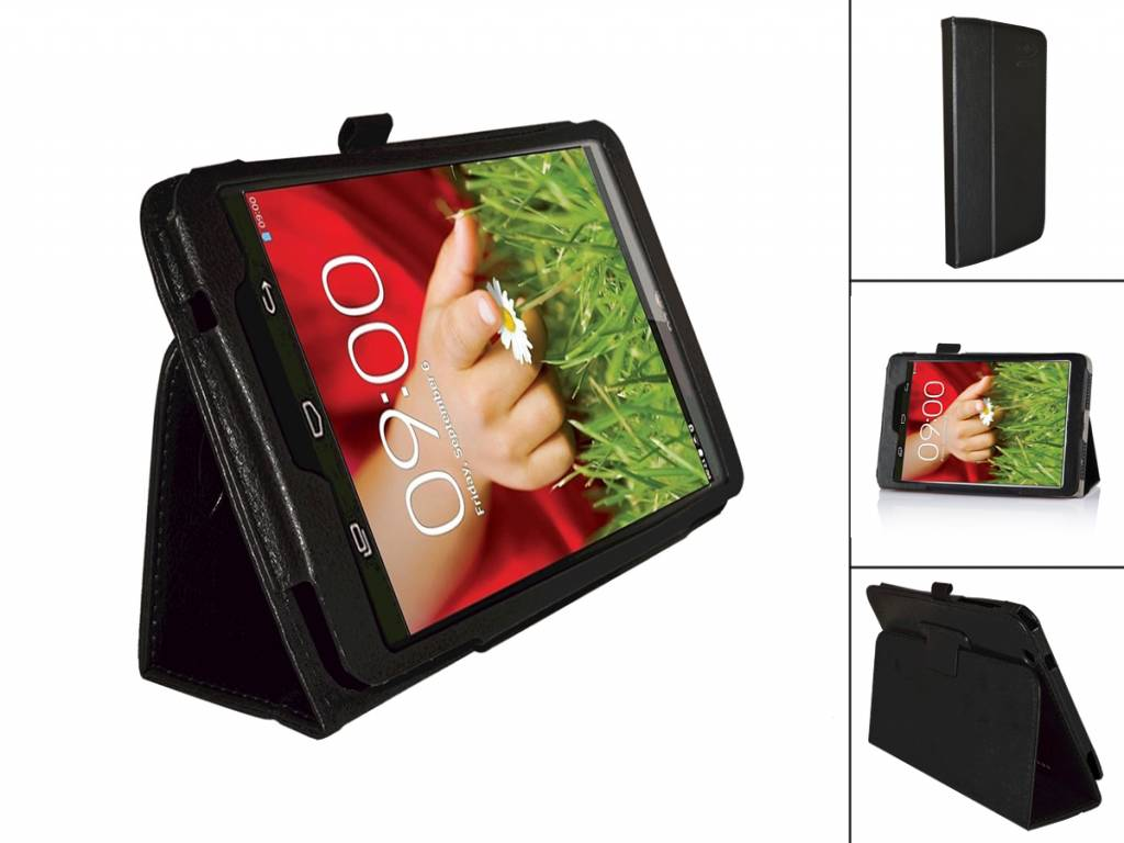 Premium custom-made case with stand for your