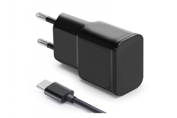 USB charger 2100mA   including USB-C cable