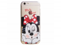 Softcase Minnie Mouse iPhone 6/6s/6se