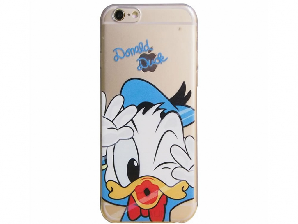Softcase Donald Duck iPhone 7