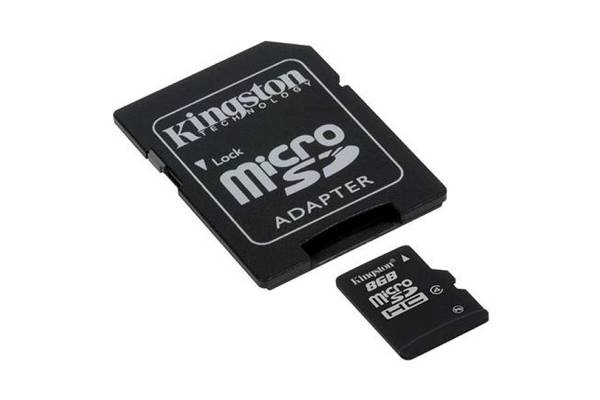 8GB Micro SDHC Geheugenkaart voor Nha tablet 9 inch