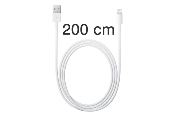 Lightning to USB Cable (2 m) for