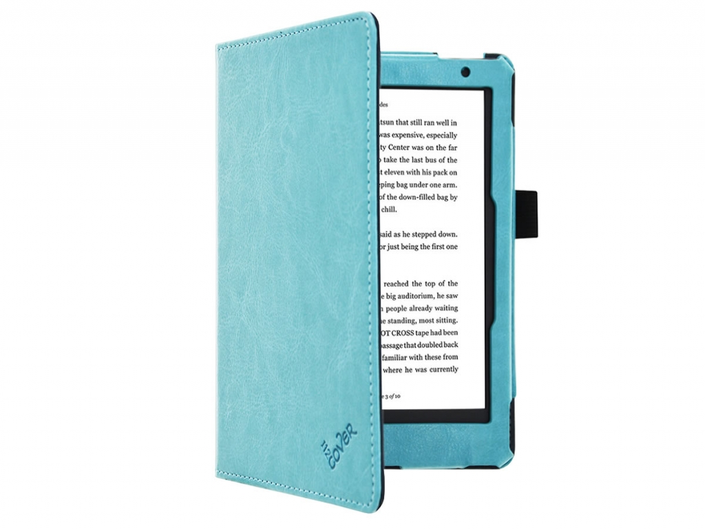 Custom-made cover with sleep function for