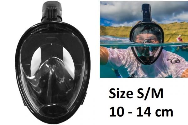 Snorkel masker Full Face S/M
