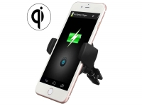 carholder QI , wireless charging