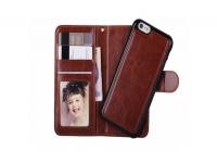Luxe  Wallet Case met uitneembare houder