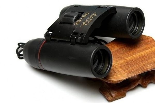 Binoculars with nightvision