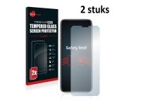 Gehard glazen screenprotector voor  , voordeelpak met 2 stuks.