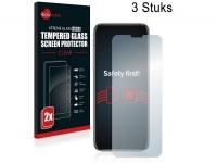 Gehard glazen screenprotector voor  , voordeelpak met 3 stuks.