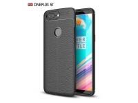 Oneplus 5T Black Soft Case