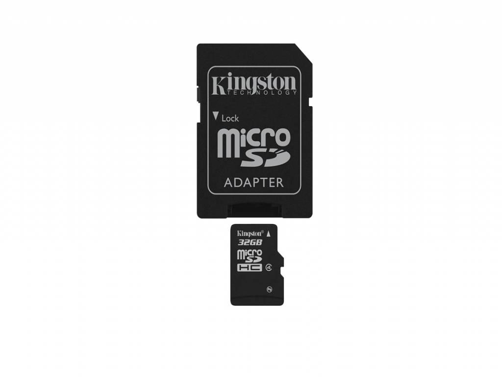 32GB Micro SDHC Geheugenkaart voor Cat B15q Class 10