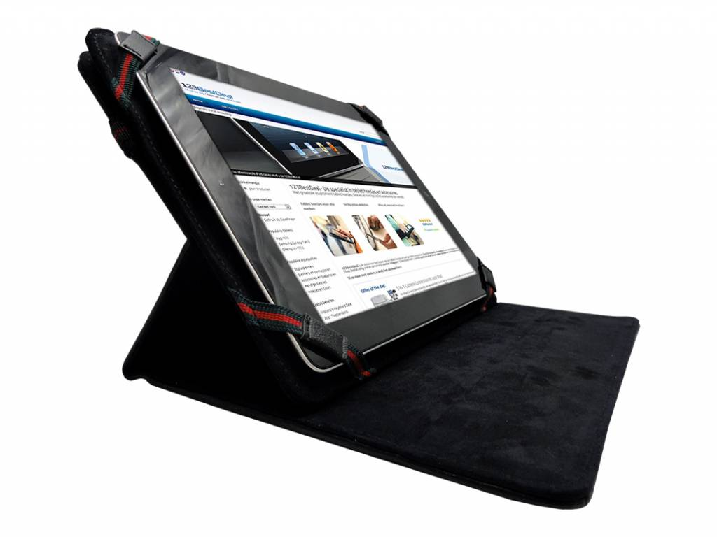 Universal 9.7 inch Rotary Tablet Case for your