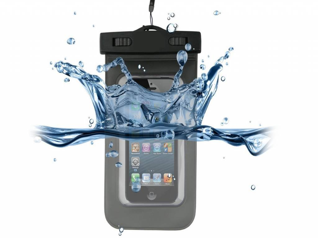 Waterproof Smartphone case for the
