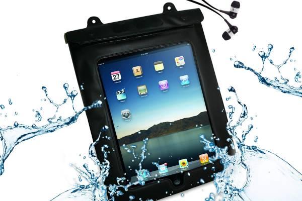 Waterproof tablet hoesje (Groot)