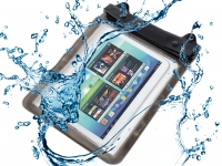 Waterproof case for the