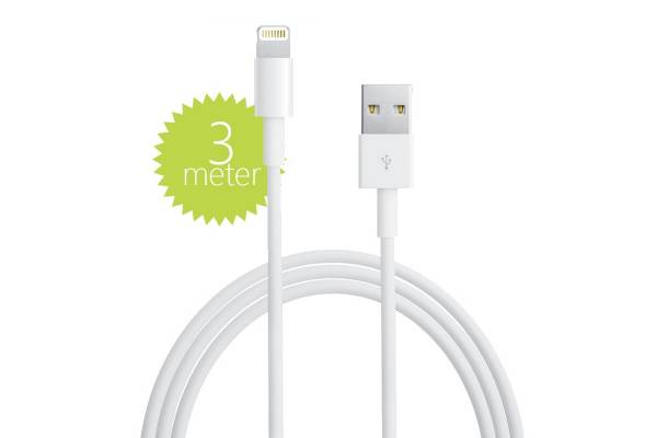 3meter Lightning to USB Charging and Data Cable for the