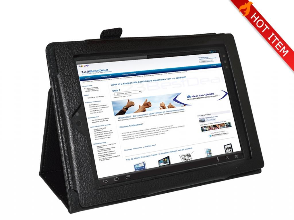Premium custom made black Tablet Case for your Kobo Arc 7 tablet