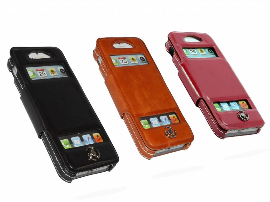 NinjaCase View Cover for the iPhone 5 and iPhone 5S