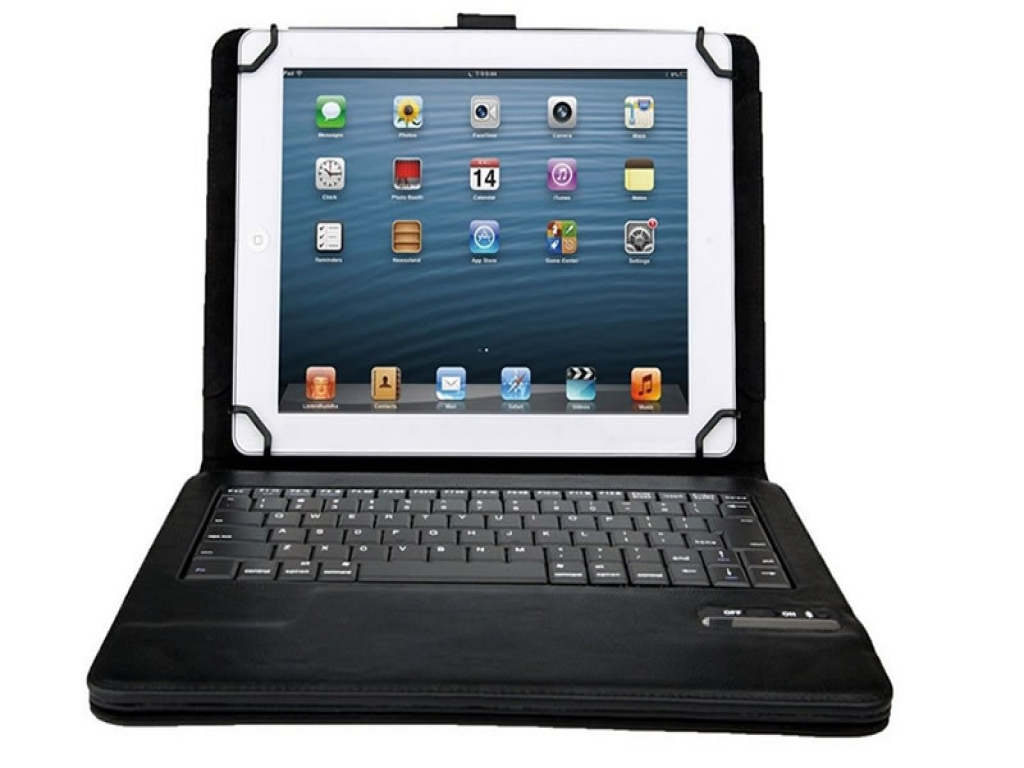 Uitneembaar Bluetooth Keyboard Case voor Universal 10.1 inch