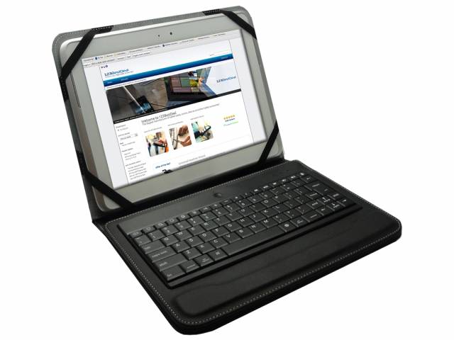 Luxe Bluetooth Keyboard Case 9.7 10 inch