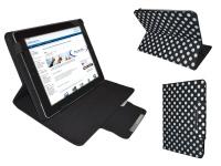 Qware Tablet pro 4 slim 9.7 inch Polka dot Diamond Class Hoes