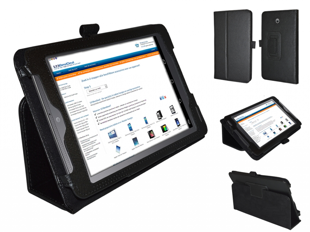 Book Case for the Asus Fonepad ME732