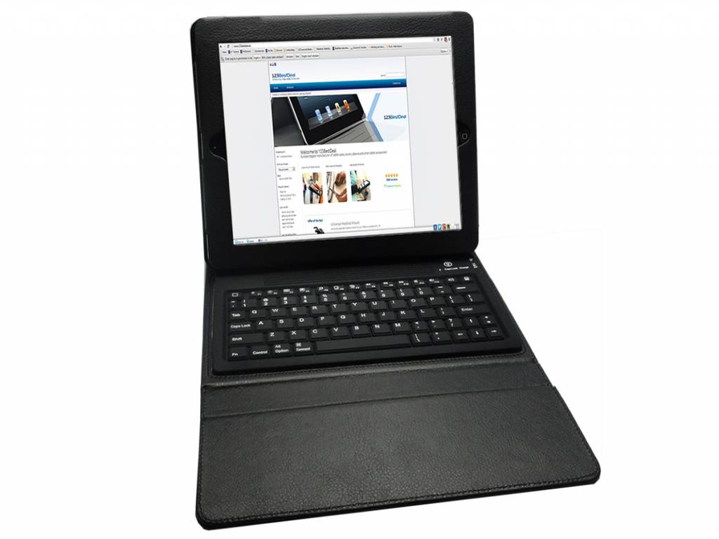 Bluetooth Keyboard Case for the