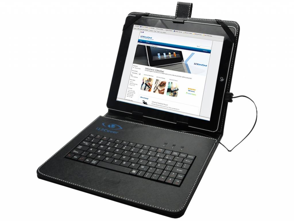 Keyboard Case for the   Tablet