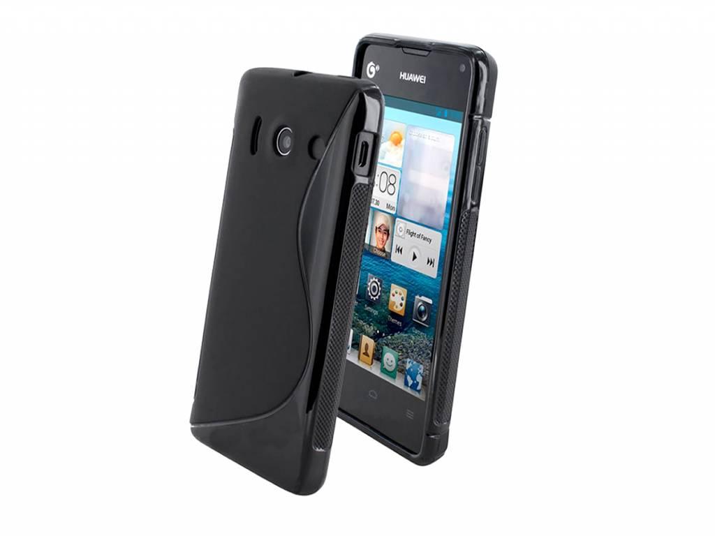 Silicone TPU gel skin case for Huawei Ascend Y300
