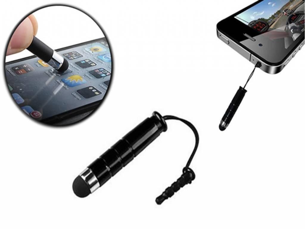 Mini styluspen kleur zwart, geschikt voor Razer Phone 2