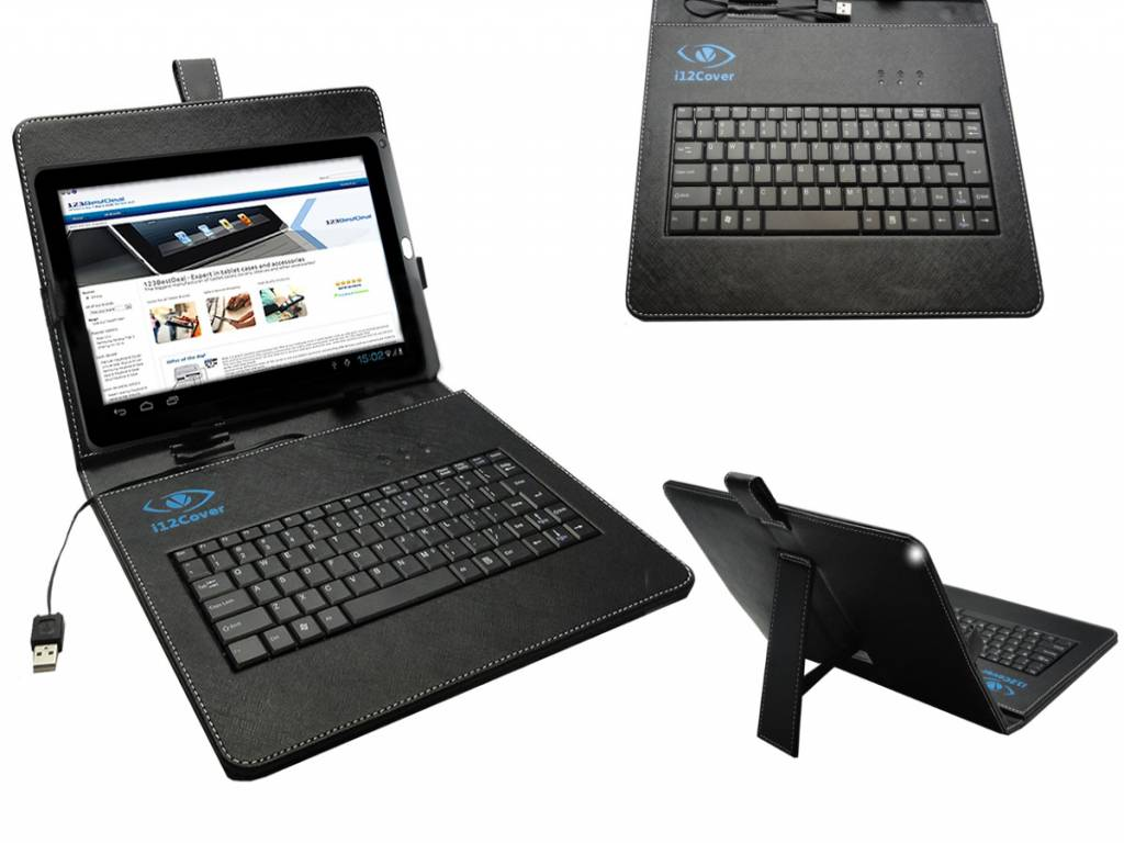 Black Keyboard Case for the   Tablet