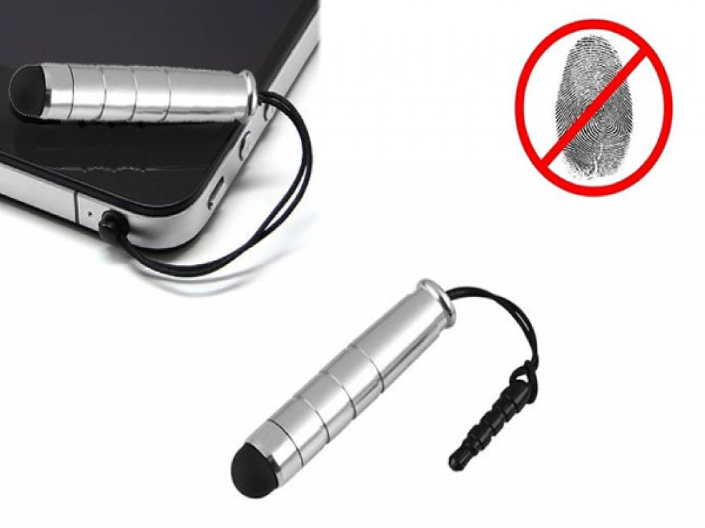 Silver mini Stylus, suitable for your