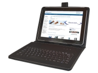 Black Keyboard Case for tjhe Hp Omni 10 Tablet