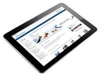 pro line 2 10 inch tablet actie maart 2013 accessoires